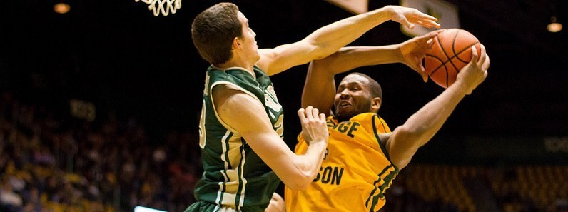 Men's Basketball: George Mason tops Tribe with last second shot