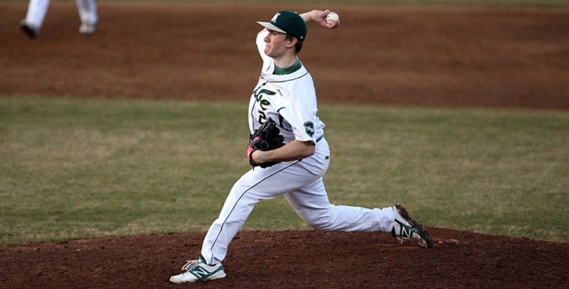 Baseball: College drops two of three at Clemson