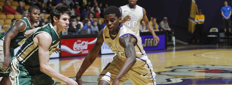 Men's basketbal: Madison meltdown; Tribe falls to JMU on the road