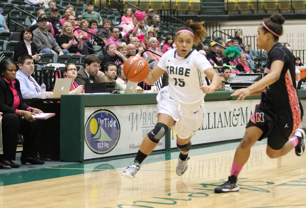 Women's basketball: Tribe outlasts Northeastern in overtime