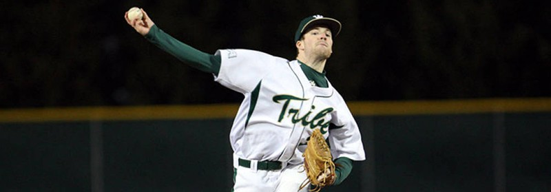 Baseball: Tribe bats explode in College's sweep of Siena