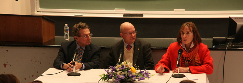 Conference speakers emphasize importance of religious tolerance