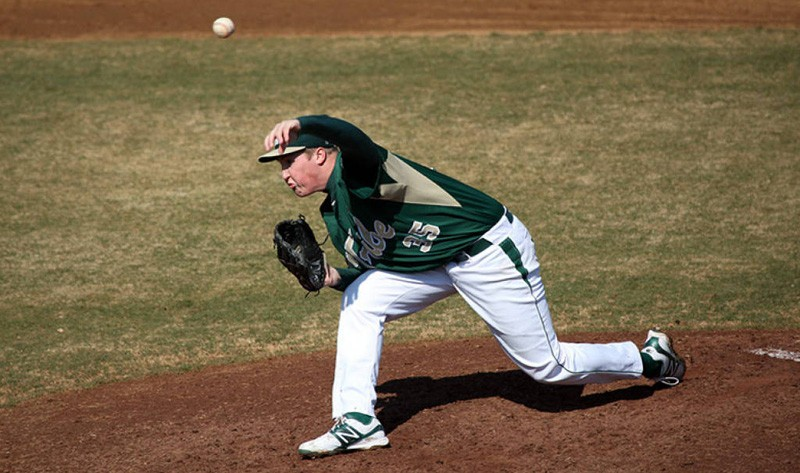 Baseball: College offense absent in loss to Virginia
