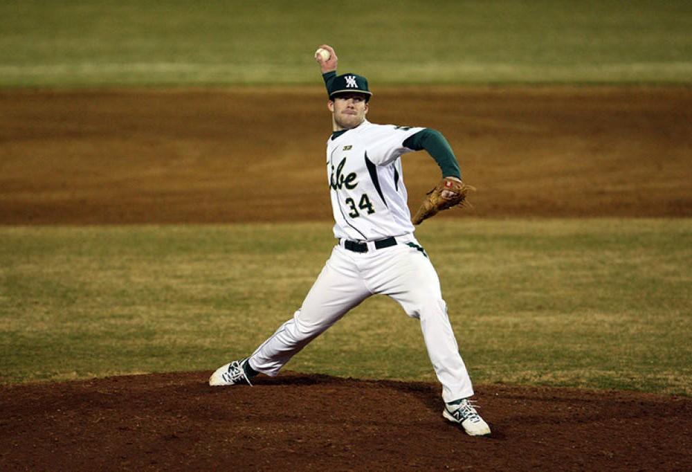 Baseball: Tribe pitchers shut down Northeastern in sweep