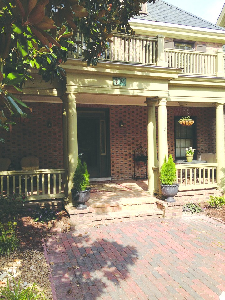 Gamma Phi Beta sorority will move into Phi Mu sorority's house next year