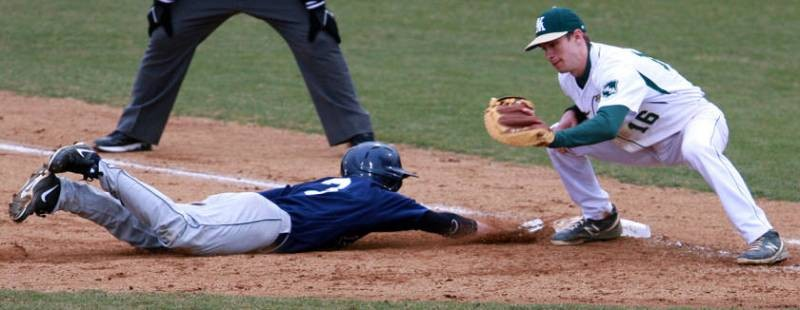 Baseball: Tribe closes series with a 19-5 blowout taking three from Penn in four-game series