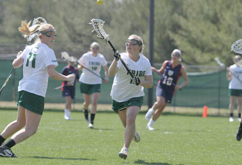 Lacrosse: College's defense holds strong against surging Richmond