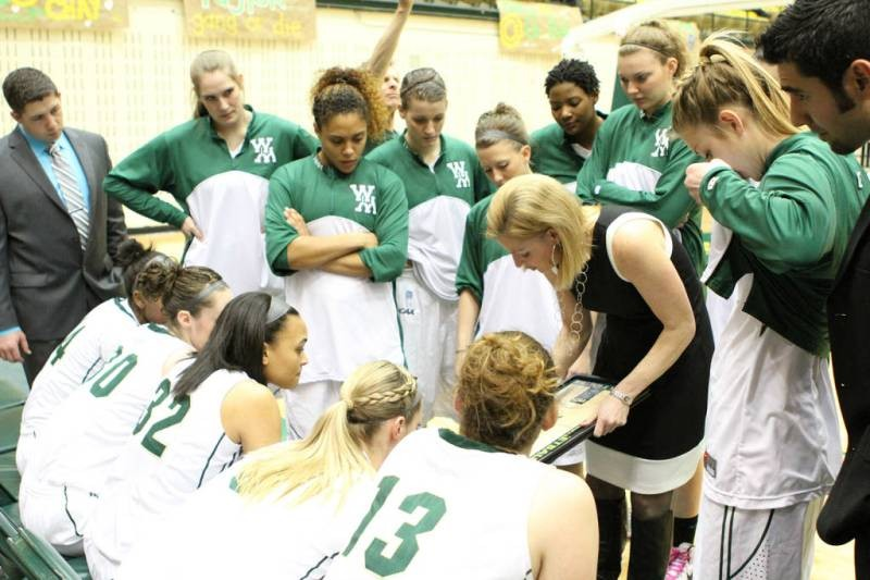 Women's basketball: William and Mary won't renew Taylor's contract