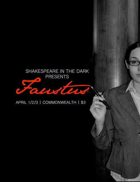 Paging Dr. Faustus: Shakespeare in the Dark's fresh take on Marlowe's deal-making scholar