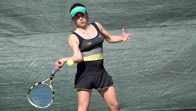Women's Tennis:Tribe earns No. 1 seed