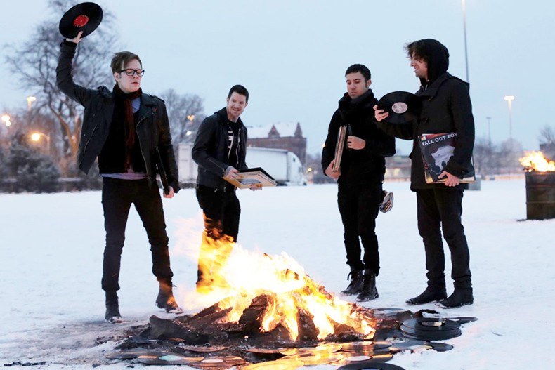 On the Record: Save Rock and Roll — Fall Out Boy