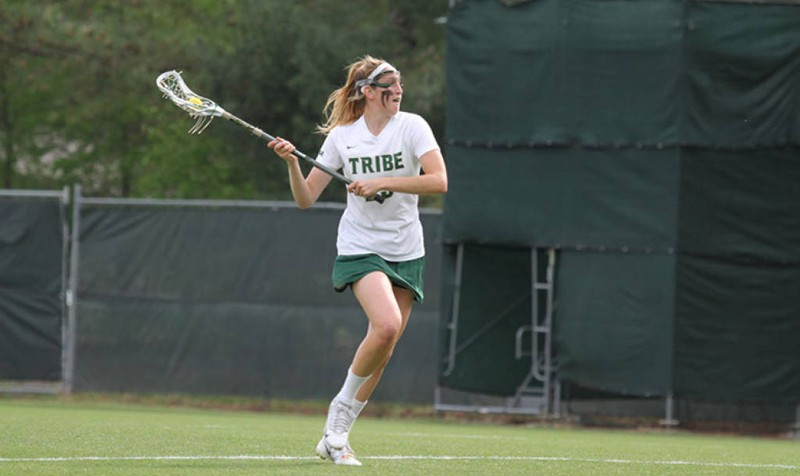 Lacrosse: Tribe drops last home game before winning season finale at George Mason