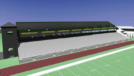 College explores Zable Stadium addition