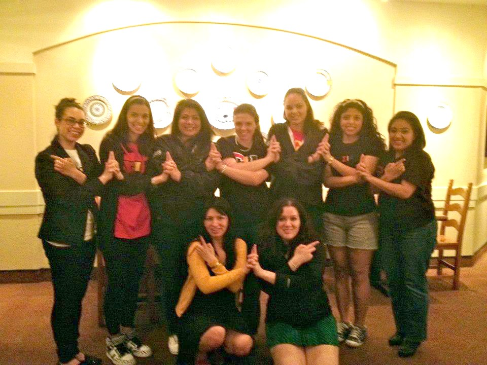 Serviced-based Latina sorority Sigma Iota Alpha establishes colony at the College