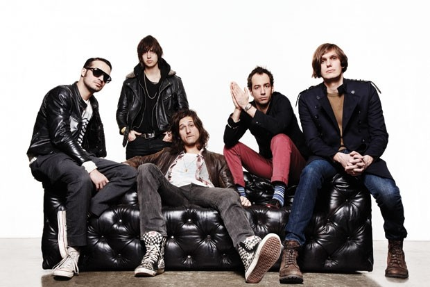 On the Record: Comedown Machine — The Strokes