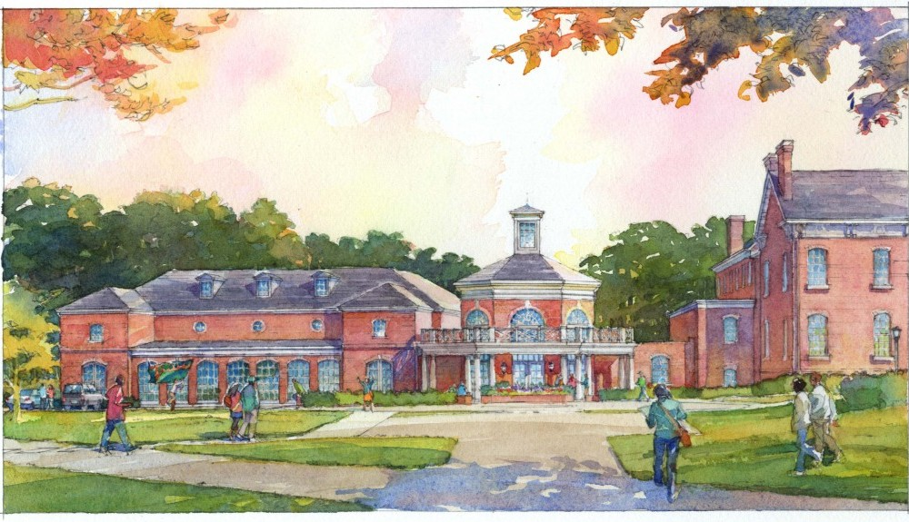 Alumni House renovation planned