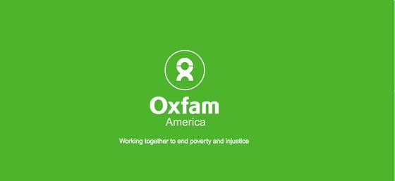 OxFam, Stop Hunger Now organizes food drive