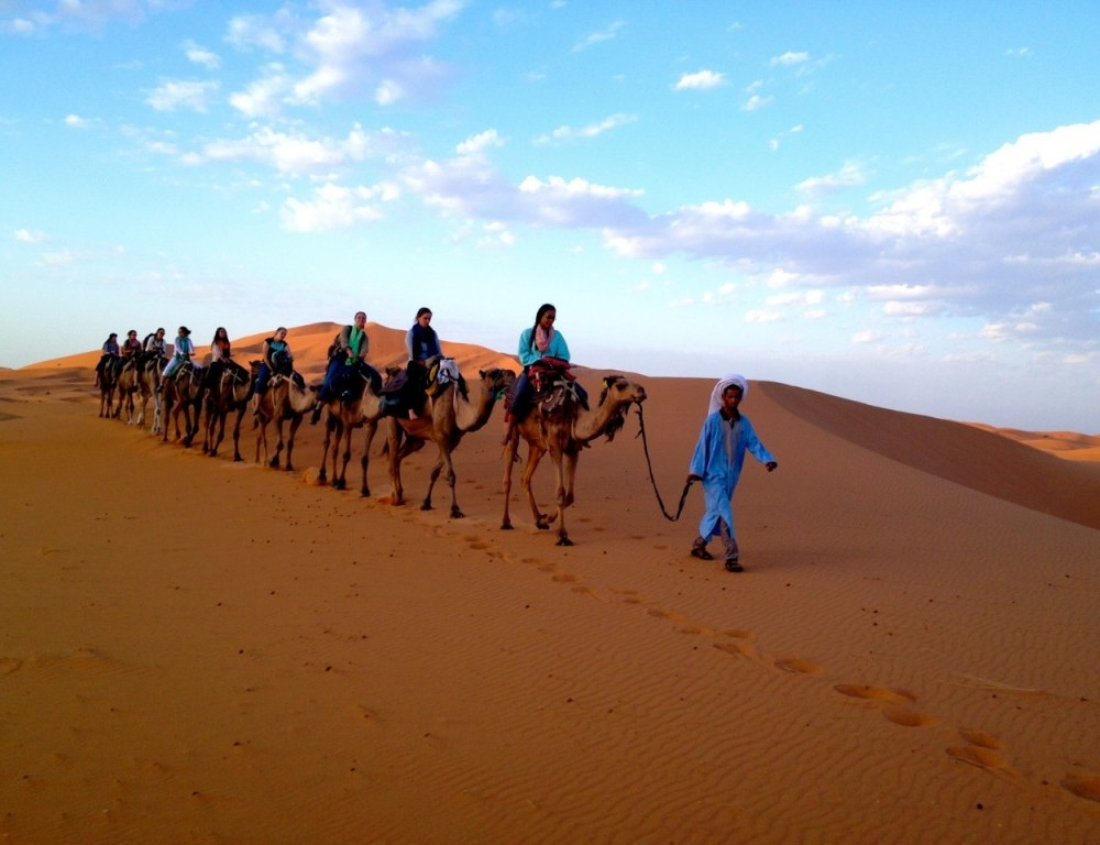 Worlds away: Two William and Mary students travel to Morocco for summer service projects