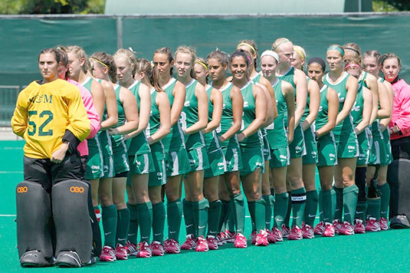 Field Hockey: College ends road trip winless in N.C.