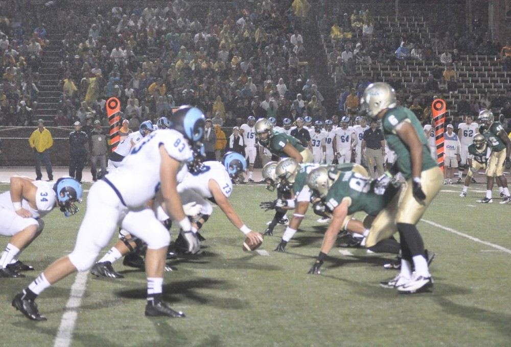 Football: Chalk it up to the defense