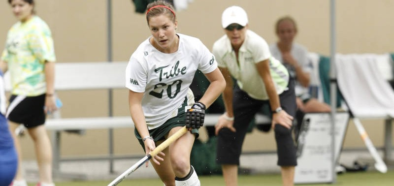 Field Hockey:  College falls to Drexel Friday, then overcomes American in overtime match