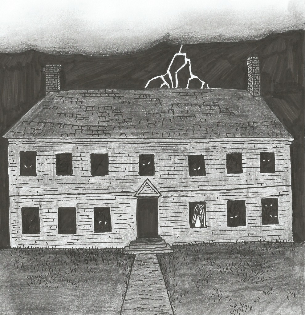 America's most haunted house
