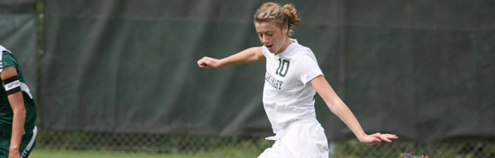 Women's soccer: College draws, secures No. 2 tournament seed