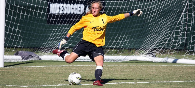 Women's Soccer: Casey, Tribe shut out Drexel