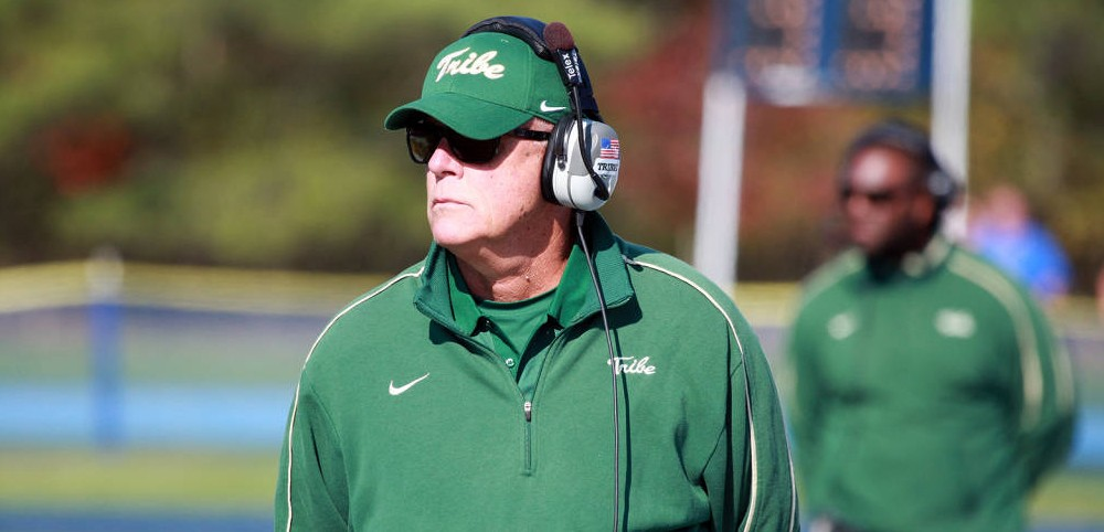 Football: College focuses on Dukes