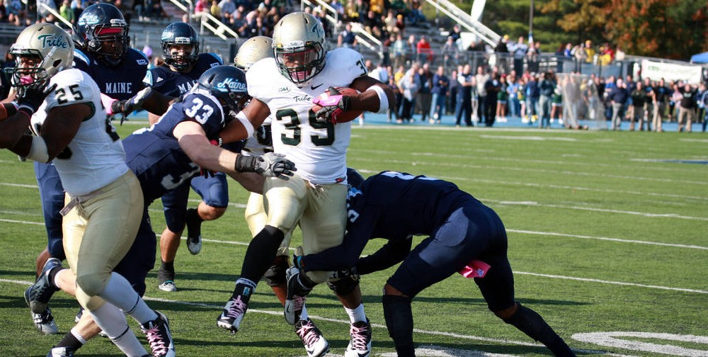 Football: College flattened in Maine
