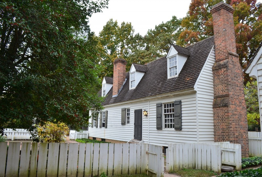 Living in the past: Perks and quirks of 18th century housing