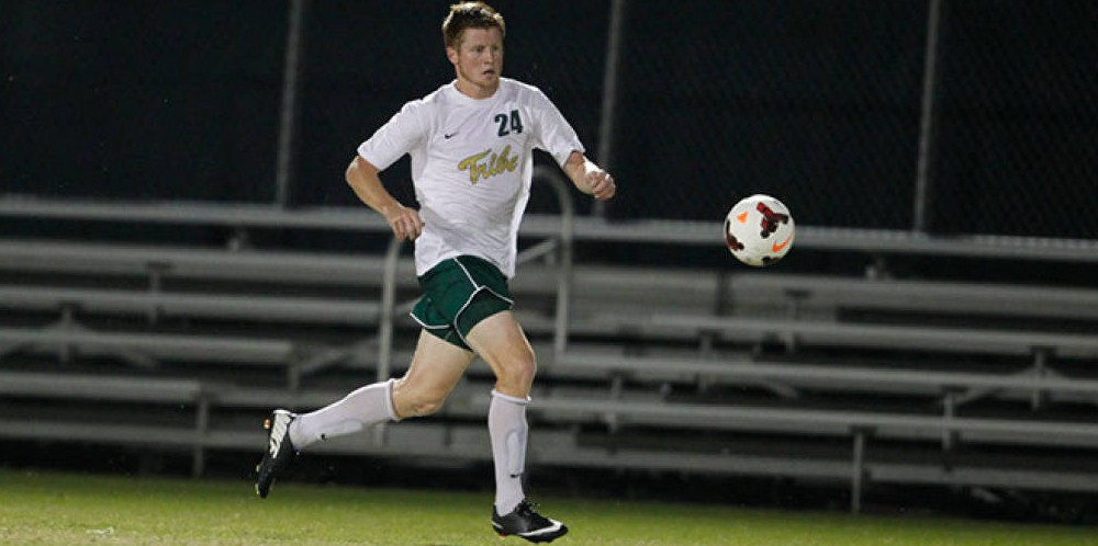 Men's Soccer:  Tribe ties UNC-W in overtime