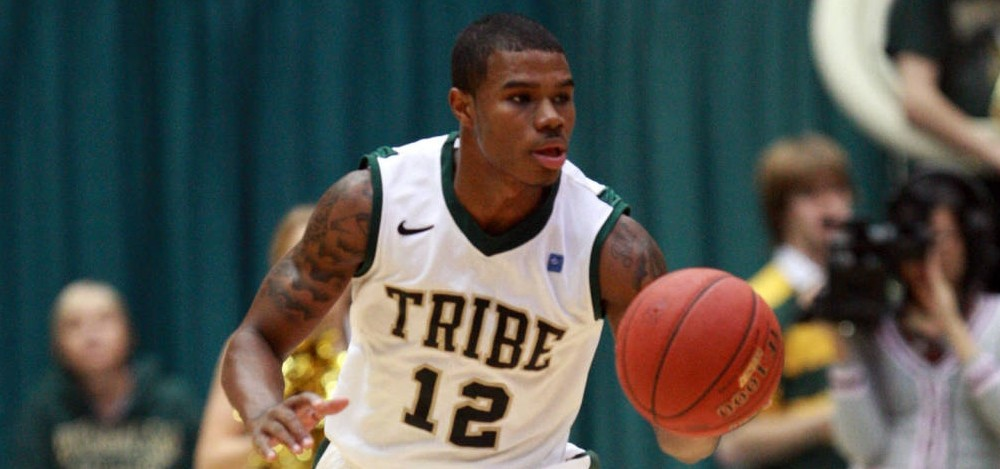 Tribe basketball player indefinitely suspended