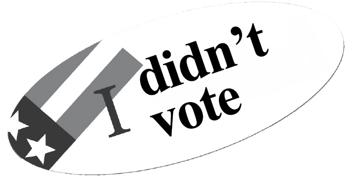 Election 2013: My vote wouldn't have made a difference, and neither did yours