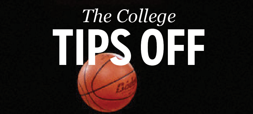 Basketball: College tips off – head coach Ed Swanson