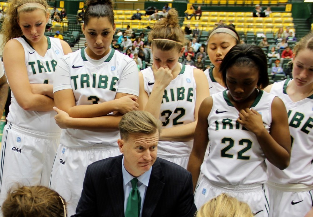 Women's basketball: Tribe drops home opener