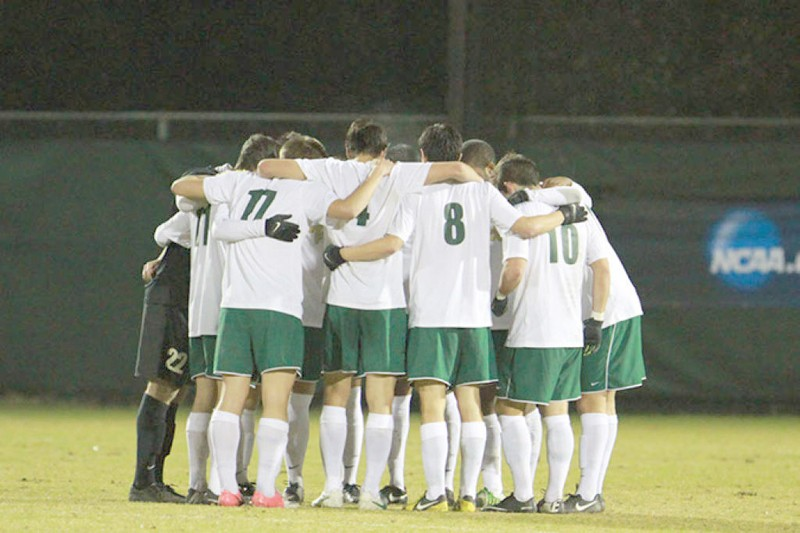 Men's Soccer: Upset wins fuel NCAA run