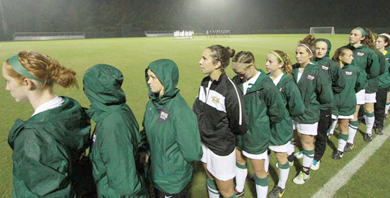 Womem's Soccer: Strong season precedes early exit