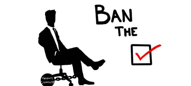 Virginia: Ban the box