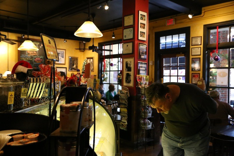 Best of the Burg: Coffee and atmosphere that's out of this world
