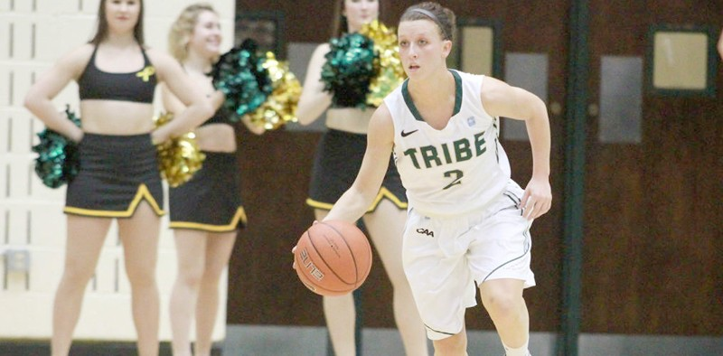 Women's Basketball: Tribe falters in final seconds, remains winless in CAA