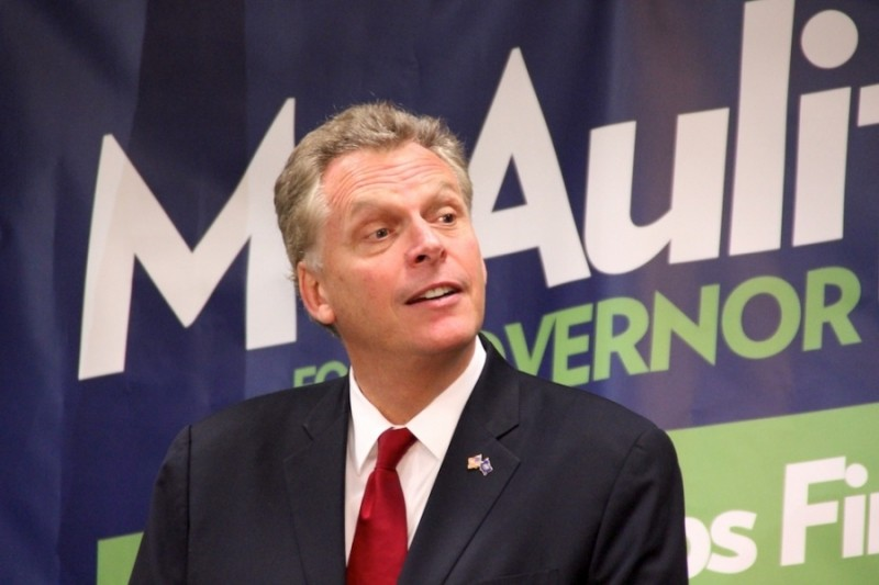 McAuliffe to be honored at Charter Day ceremony