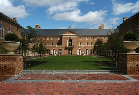 Water damage discovered in Miller Hall