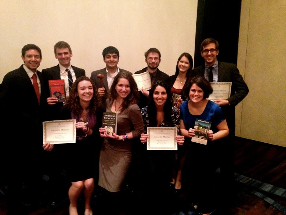 College's MUN delegation competes in Montreal