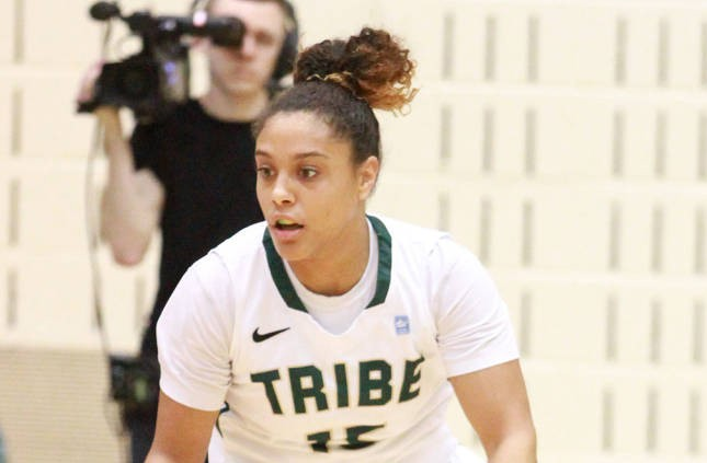 Women's Basketball: Tribe rocks Seahawks 97-44, moves to 6-17