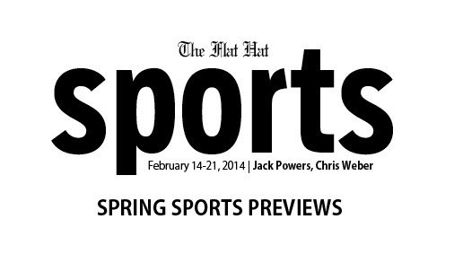 Feature: Spring sports previews