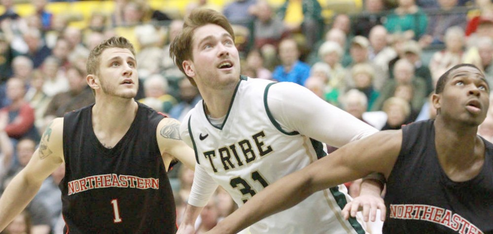 Men's Basketball: Thornton leads Tribe to Senior Day win