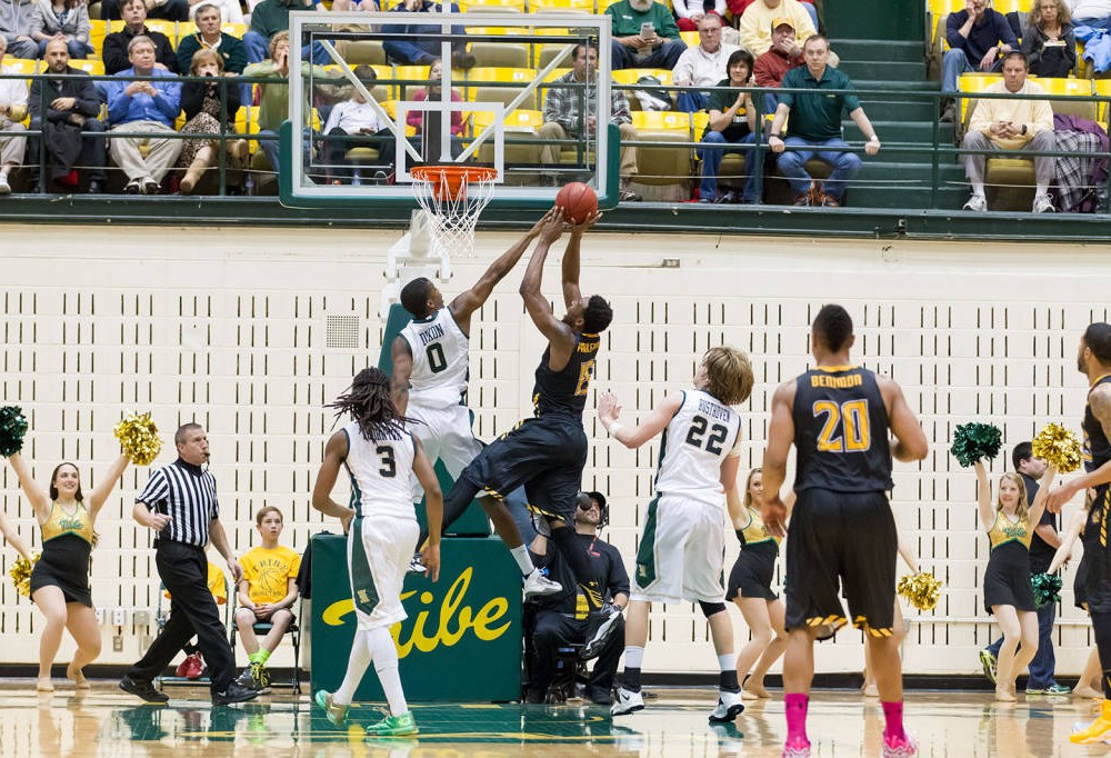 Men's Basketball: Tribe falls flat against Towson, drops to third in conference