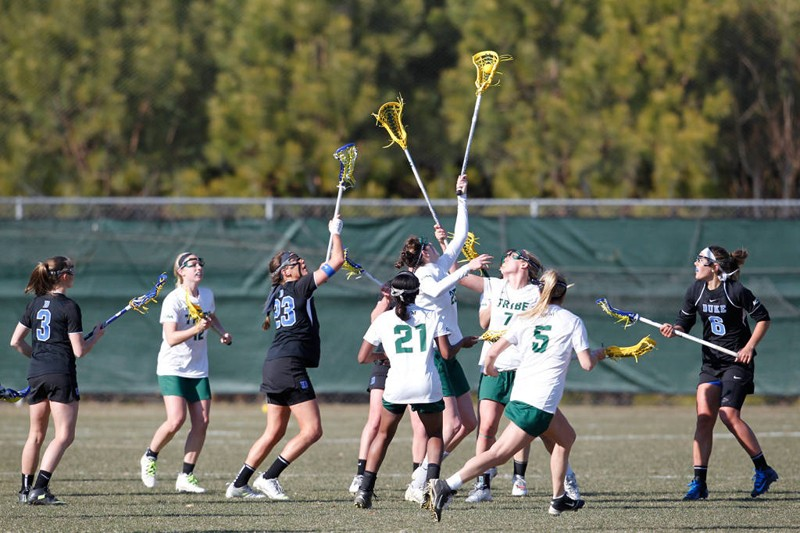 Lacrosse: Upset bid denied