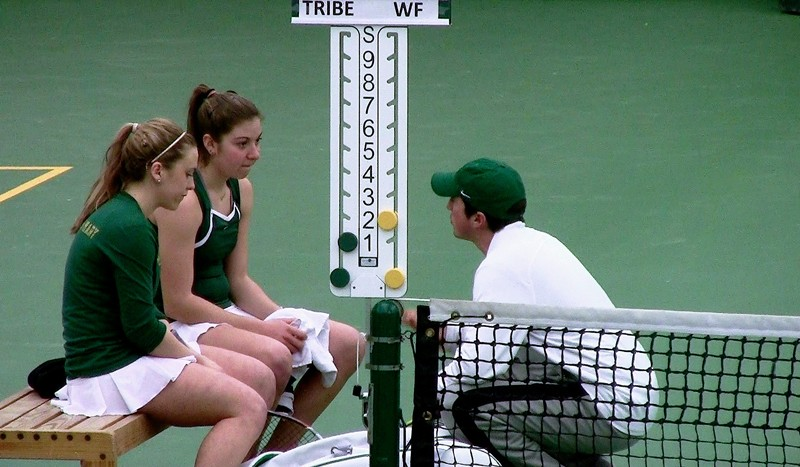 Women's tennis: Tribe handles No. 50 Penn State, falls to Wake Forest
